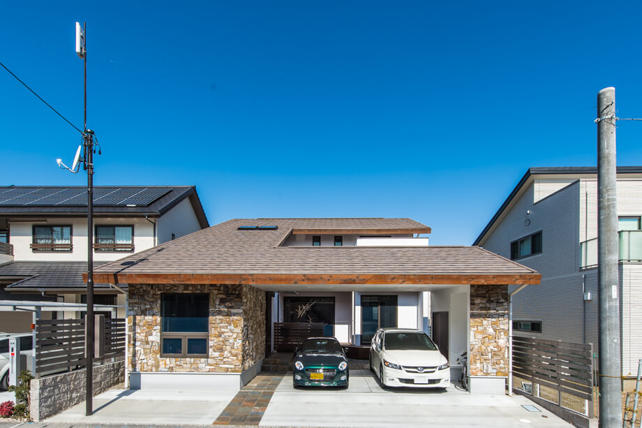 注文住宅レポート 掛川市中央K様邸「感性の中で暮らす」