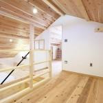 注文住宅レポート 袋井市鷲巣M様邸「25坪でもゆったり暮らす平屋風の家」
