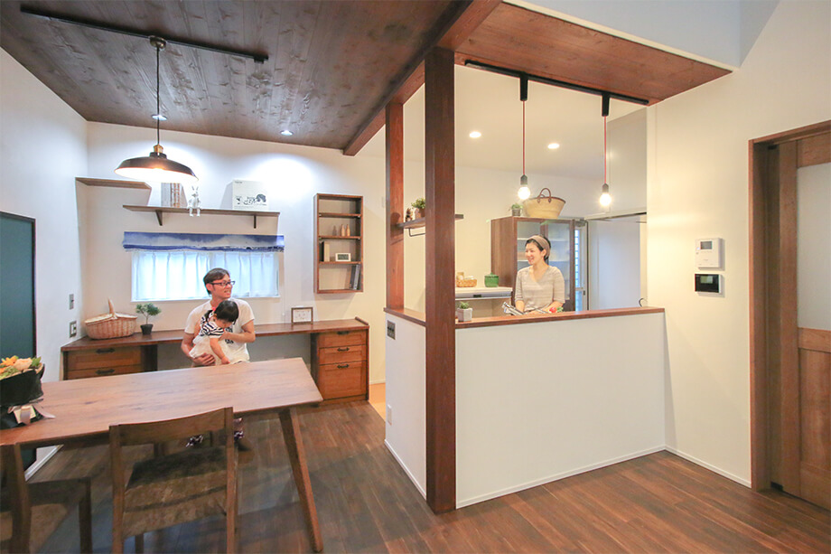 注文住宅レポート#018 菊川市本所A様邸 「インドア派夫婦が考えた1階で何でもできちゃう家」