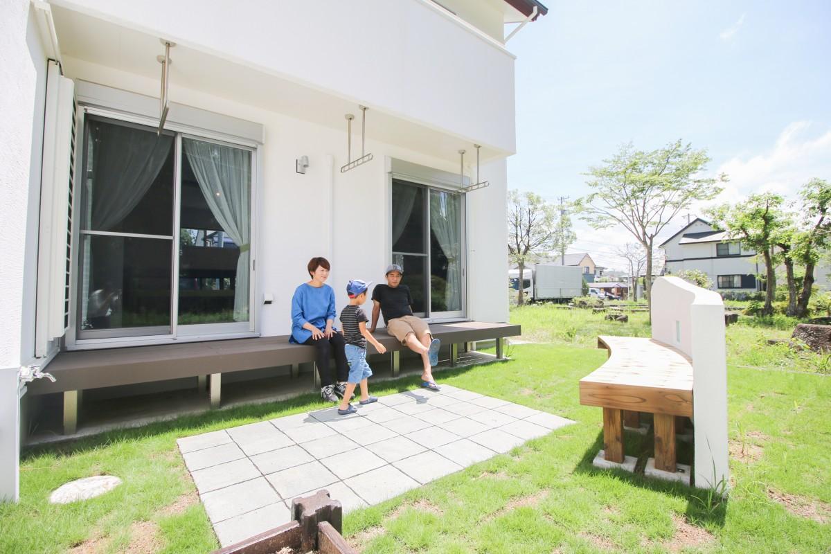 注文住宅レポート#017 袋井市鷲巣T様邸 「家事動線がラクチンな経年変化を楽しむ家」