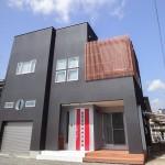 「こんなお家もできます♪」 ウィングのいろんな塗り壁外観