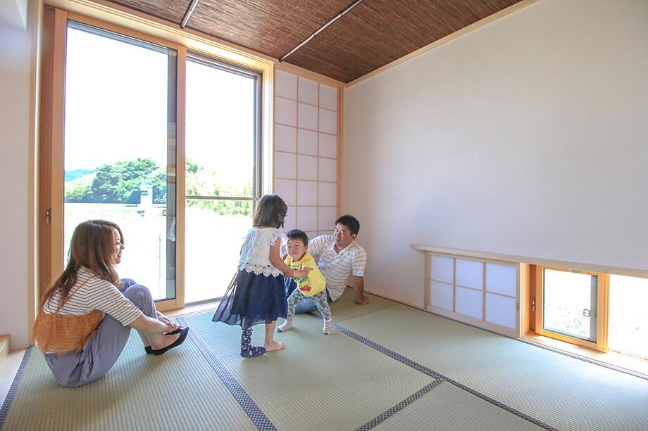 注文住宅レポート#024 掛川市伊達方S様邸 「旅館のような和のはなれ」