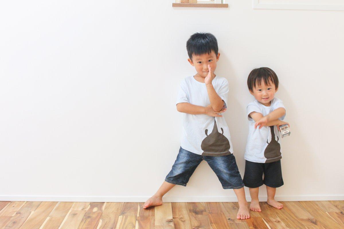 子ども達がのびのび暮らせるお家 -掛川市掛川S様邸-