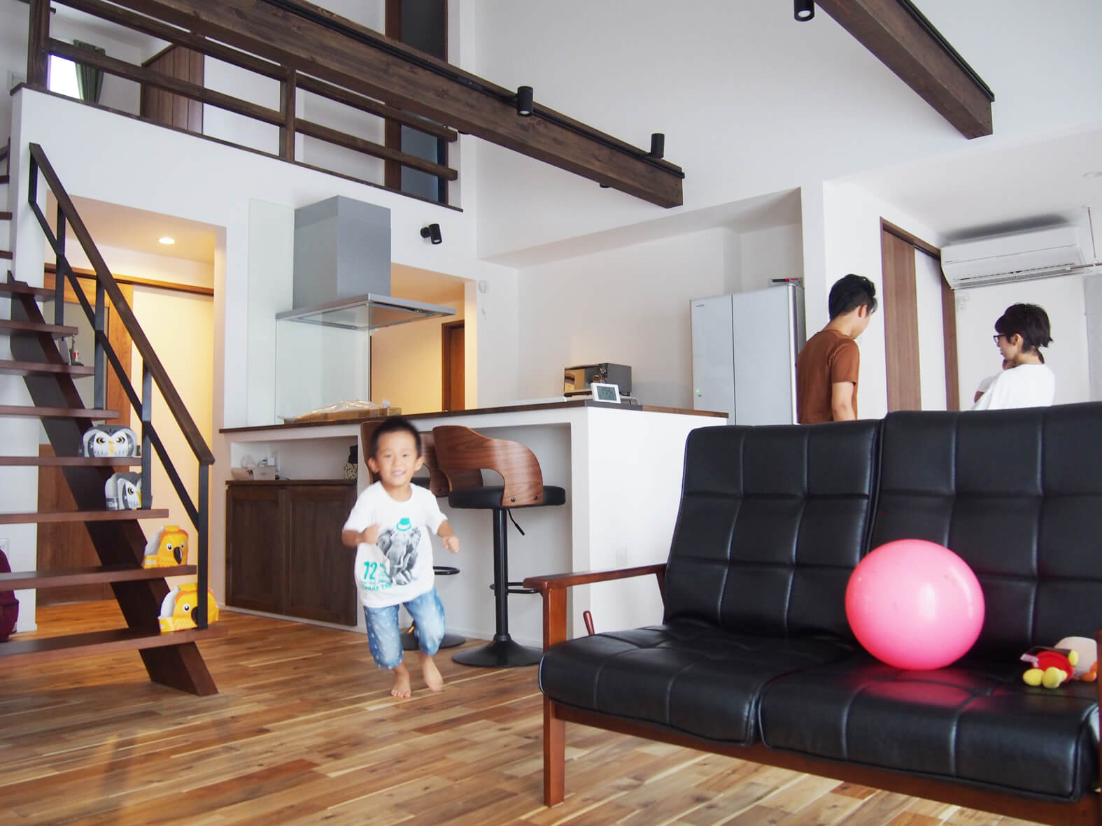 住み始めて1ヶ月の住宅点検* -掛川市S様邸-