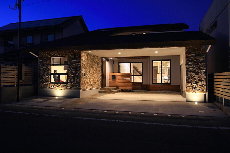 注文住宅レポート#019 掛川市中央K様邸 「感性の中で暮らす」