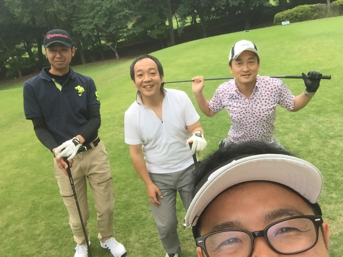 ウイングの1日【ゴルフ部編】