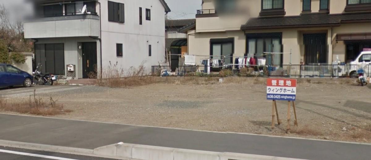 店舗併用住宅を建てるならこんな土地 ~掛川市二瀬川~