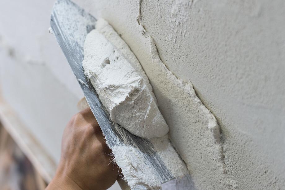 こんな時の漆喰のお手入れ方法
