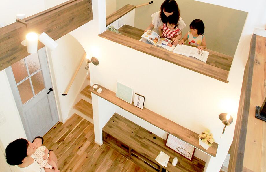 注文住宅レポート#011 菊川市仲島Y様邸 「5人家族のときめくお家」