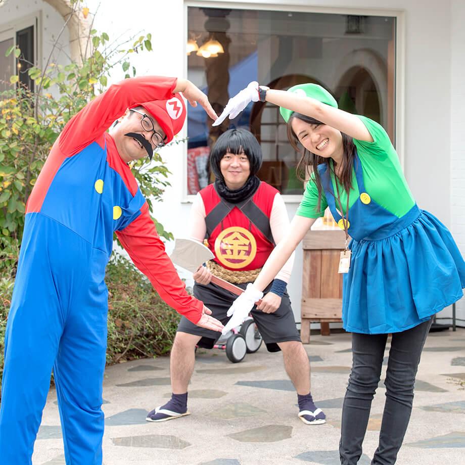 【開催しました☆】ウィングホーム感謝祭2016【ハロウィン】