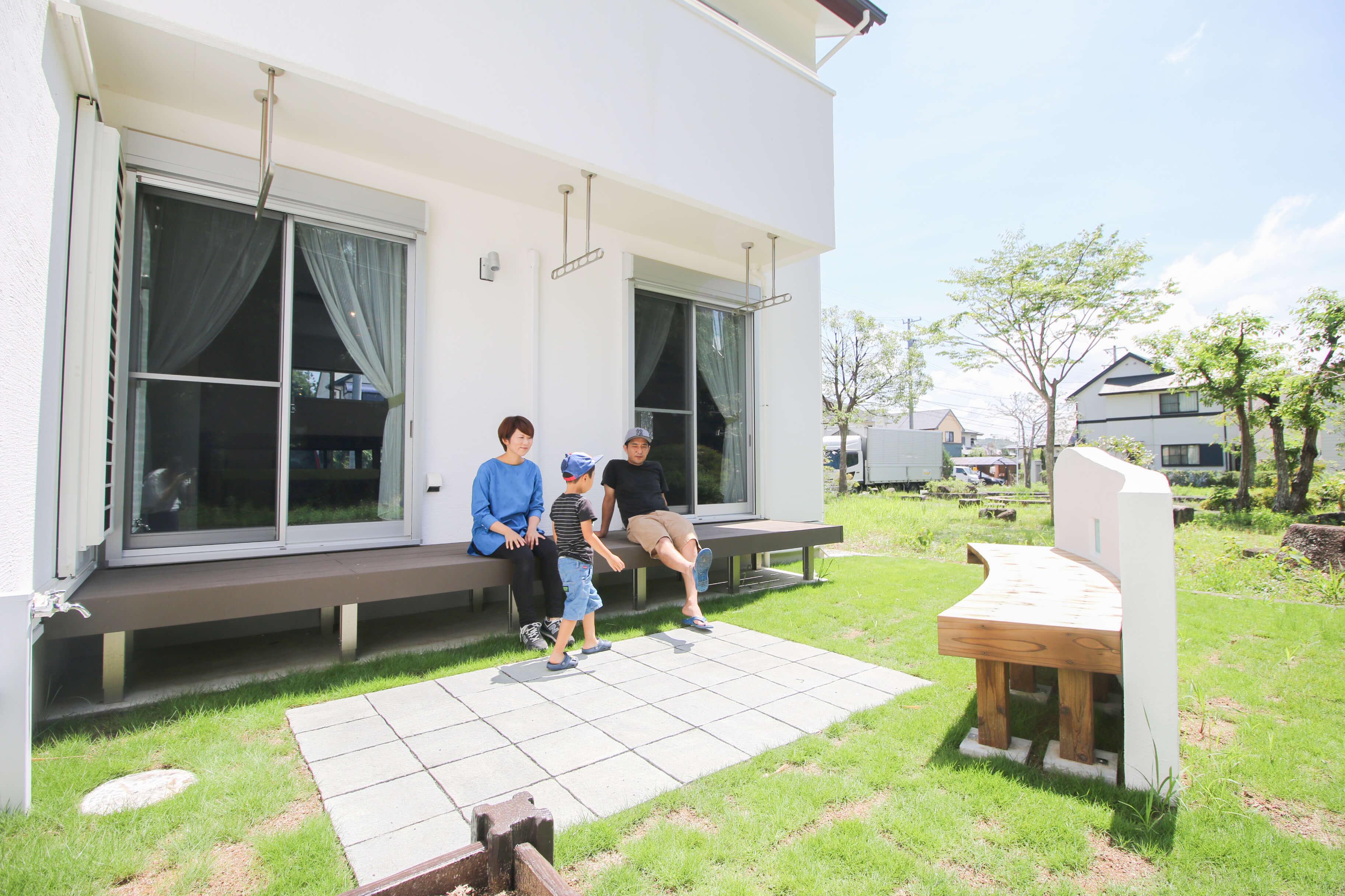 注文住宅レポート 袋井市鷲巣T様邸「家事動線がラクチンな経年変化を楽しむ家」