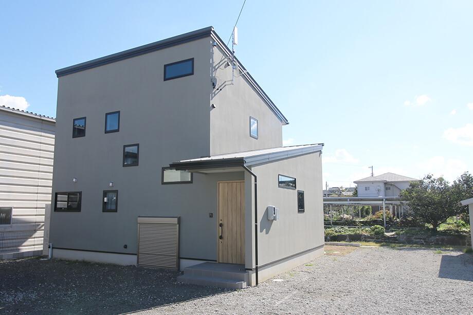 注文住宅レポート#021 掛川市二瀬川M様邸 「スキップフロアや隠し扉のあるお家」