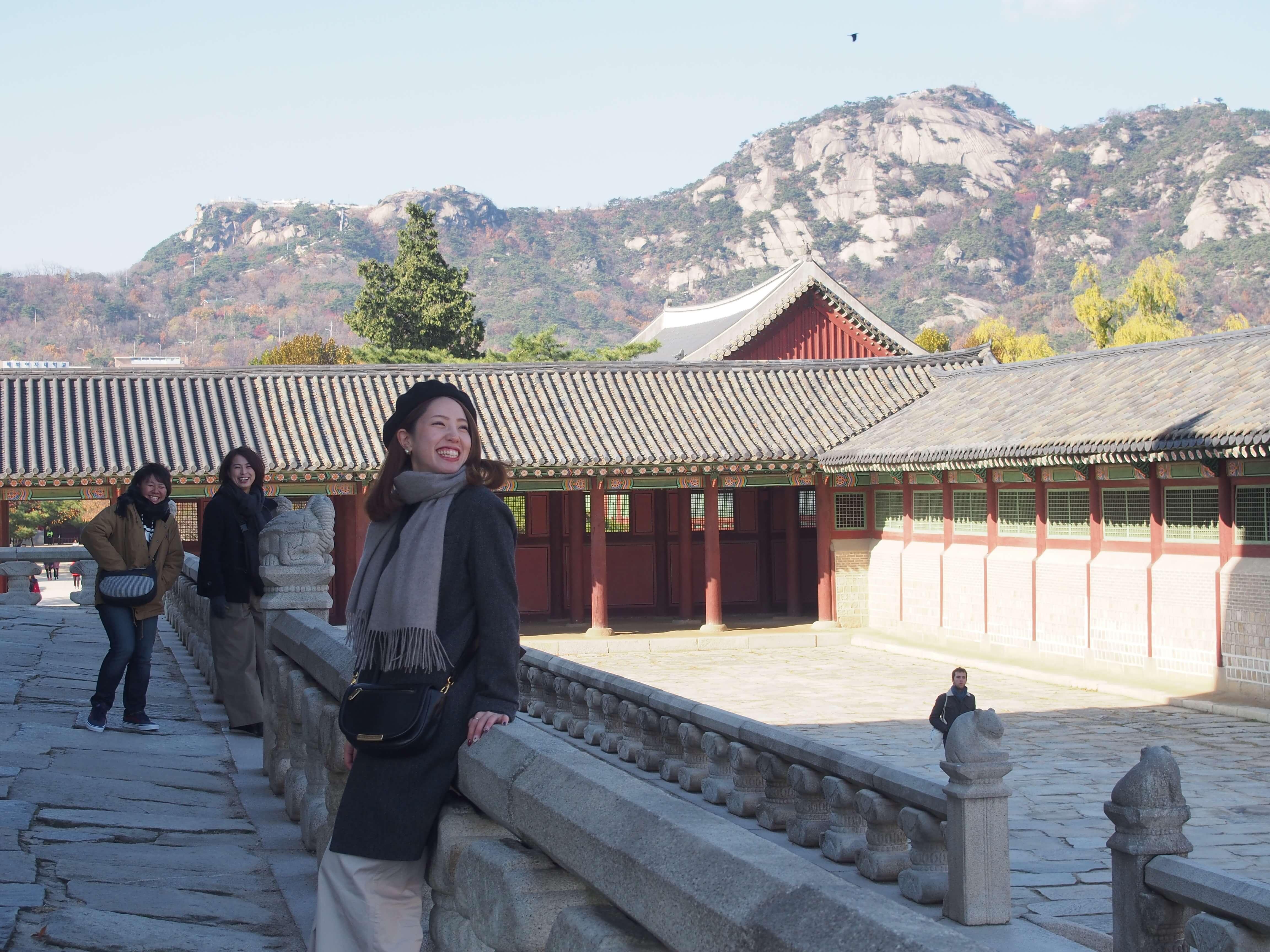 モチ部✧ 韓国旅行編