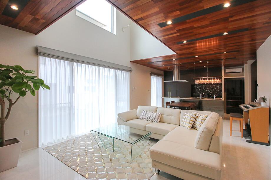 「開放感のあるラグジュアリーなデザイン住宅」 菊川市I様邸 注文住宅レポート#031