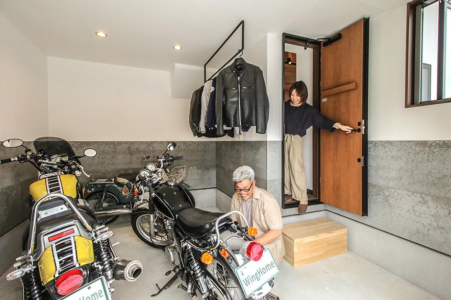 「バイクガレージのある平屋風のお家」 菊川市加茂U様邸 注文住宅レポート#033