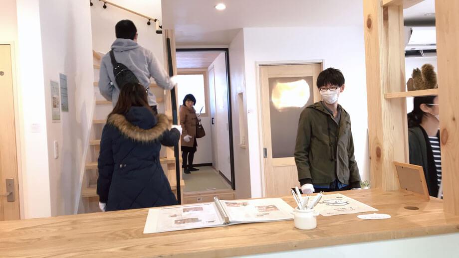 見学会2日目-菊川市加茂M様邸-