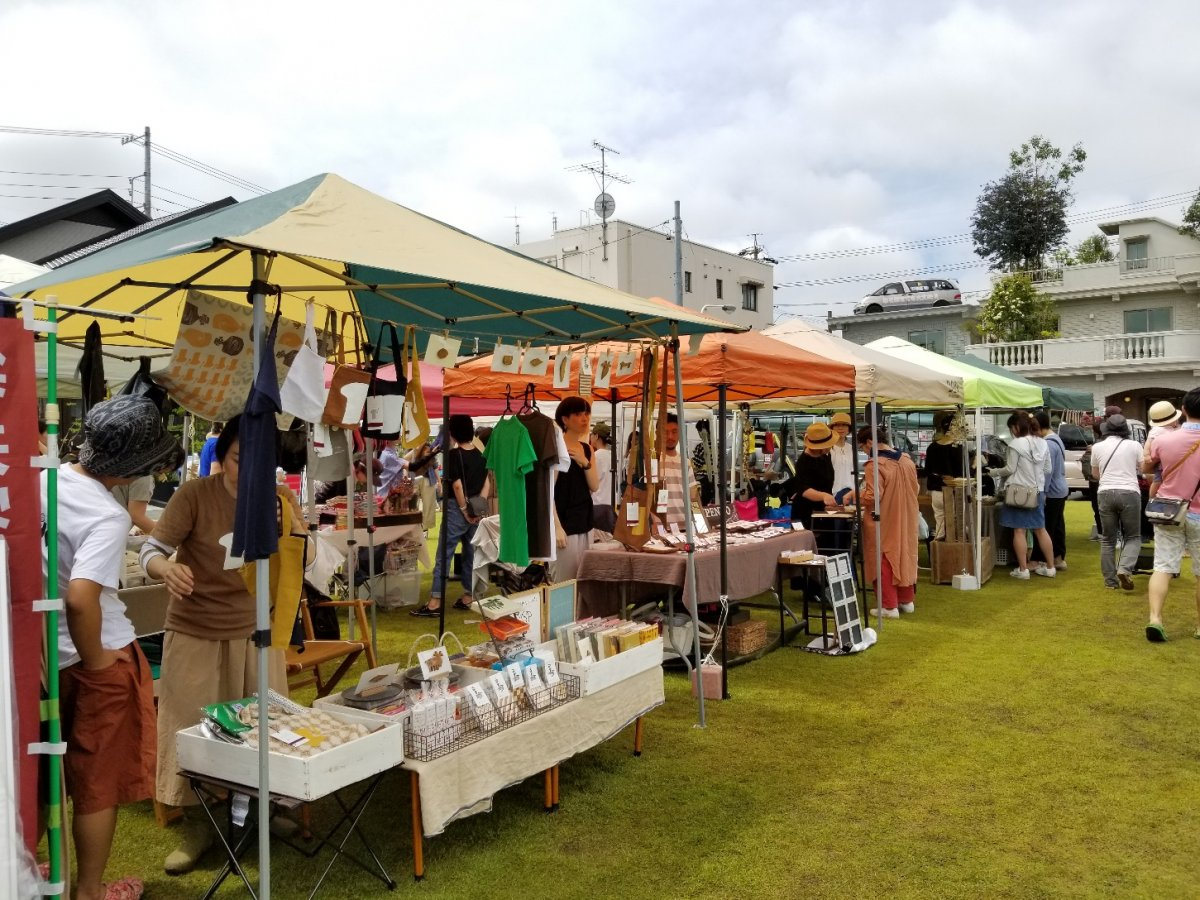 Handmade Marketみんなのわ *掛川市 アイリーカフェ主催*