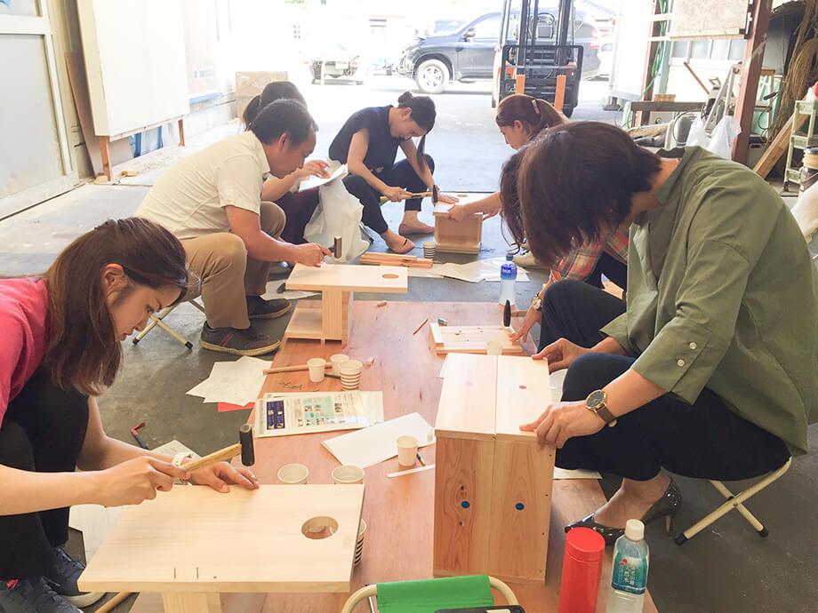 ついに明日✧ 「夏のワクワク木工教室」開催♪