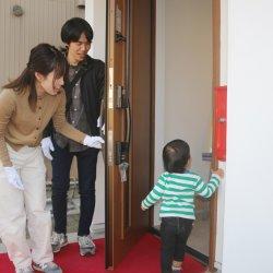 みんなが笑顔で 帰ってこれるお家* お引渡し式 -掛川市城西N様邸-