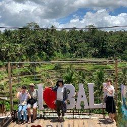 リフレッシュ休暇 家族旅行-バリ島