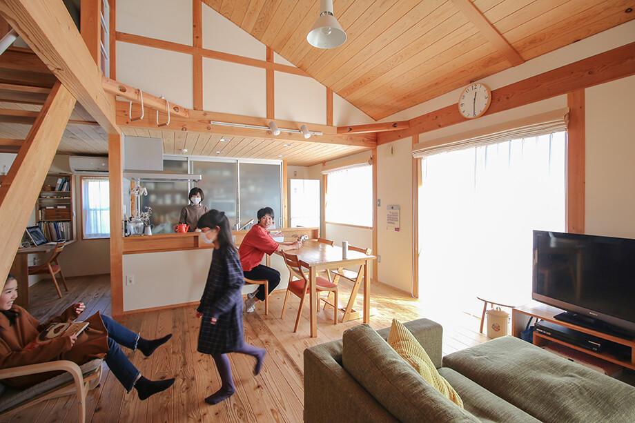 「新スタイルの平屋に暮らして8年」 菊川市加茂H様邸 注文住宅レポート#045