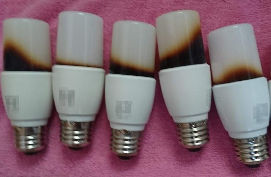 LEDに変えるときに気をつけること