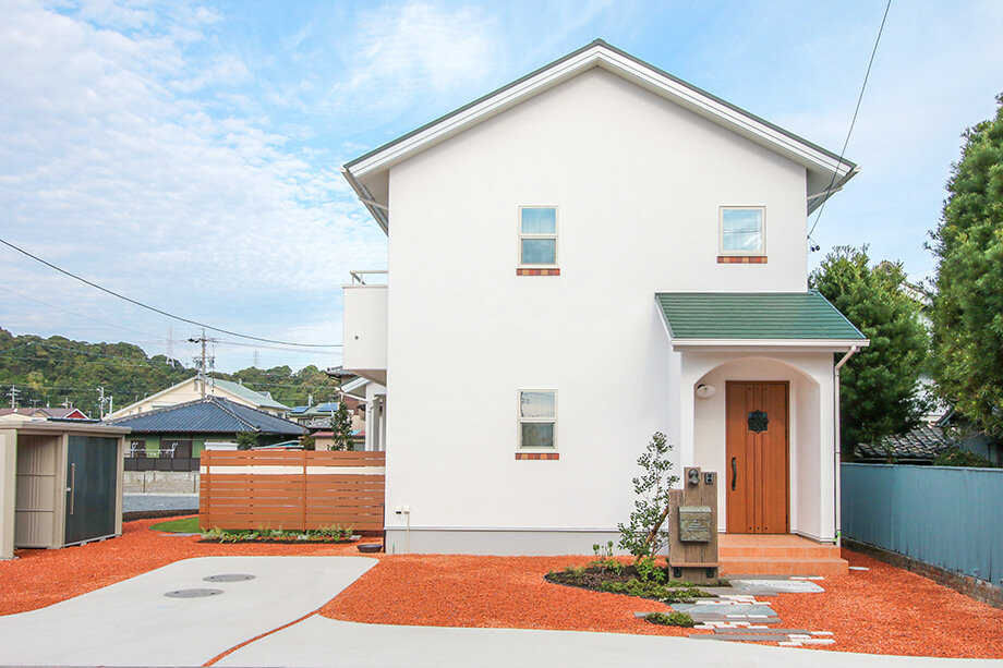 注文住宅レポート#048 牧之原市細江Y様邸 「掘りごたつリビングでくつろぐ カフェ風の33坪のお家」