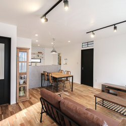 「アメリカンヴィンテージ家具が似合う 趣味を楽しむお家」 菊川市加茂R様邸 注文住宅レポート#049