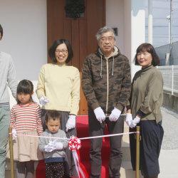 ちょうどいい距離感で過ごせる二世帯のお家* -掛川市成滝S・Y様邸- お引渡ししました!