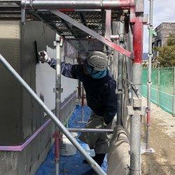 床張りと左官工事☆ 菊川市高橋M様邸