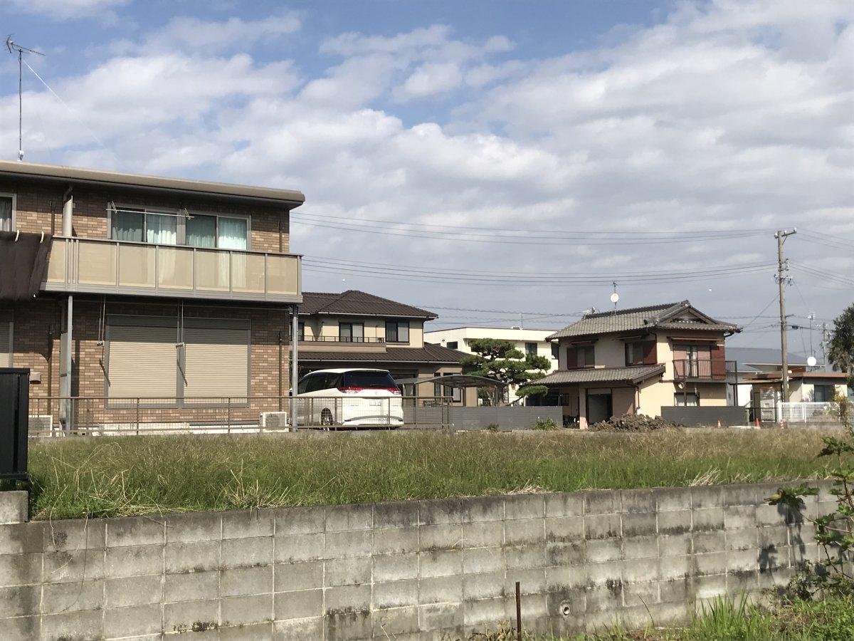 新土地情報! 菊川市加茂 No282