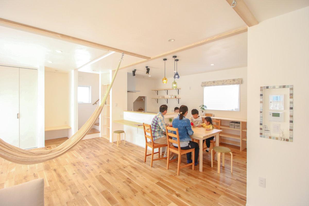 「子どもの為の家です*」 -島田市島Y様邸- 1ヶ月点検