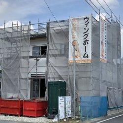 外観の変化☆ 掛川市中方I様邸