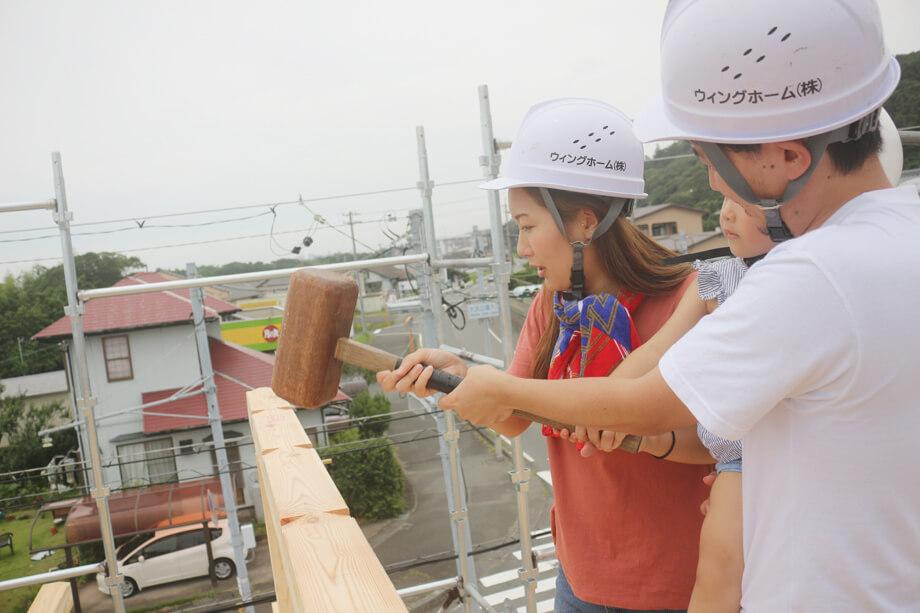 家族みんなが仲良く暮らせますように♡ -掛川市大坂N様邸- 上棟しました!