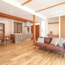 注文住宅レポート#053 御前崎市佐倉S様邸 「家事動線をまとめたアイランドキッチンのお家」