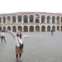 新婚旅行でイタリアへ Part 1