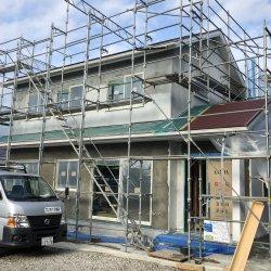 外壁の漆喰☆ 菊川市半済E様邸