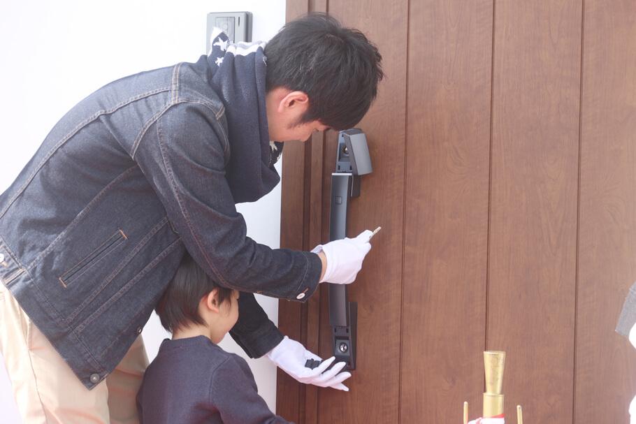 笑顔いっぱいの。。。* -掛川市各和U様邸- お引渡しがありました!