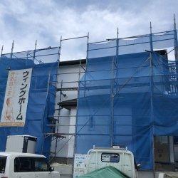 天井を張る準備☆ 袋井市高尾T様邸