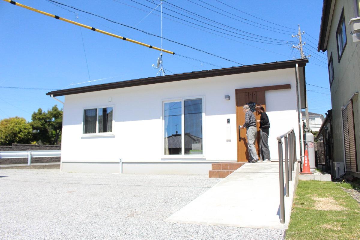 二人で暮らす平屋のお家 -菊川市潮海寺T様邸- お引渡式