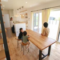 注文住宅レポート#060 菊川市小沢 「プライバシーを守りながら 開放的に暮らせるお家」