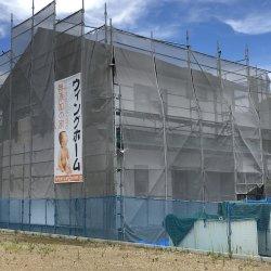 外壁の左官工事☆ 菊川市西方M様邸