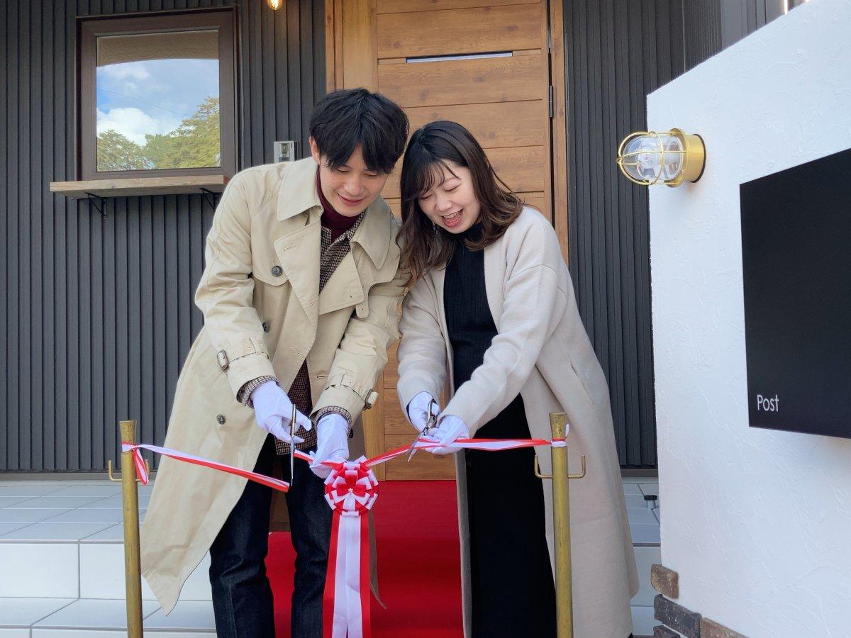 お気に入りのお家で新しい家族と☆ 掛川市掛川S様邸お引渡し