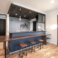 注文住宅レポート#067 菊川市西方 「玄関からパントリーに直行できるCafe風のお家」