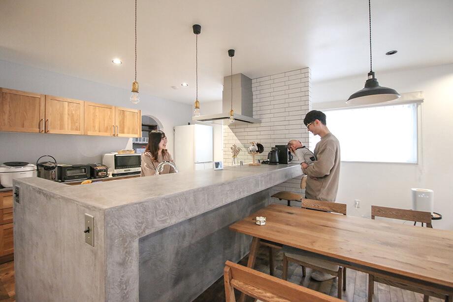 注文住宅レポート#068 掛川市掛川 「スキップフロアのあるcafe風のお家」
