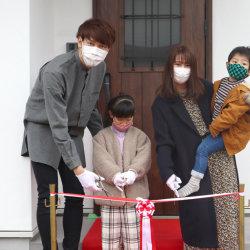 Cafe風のおしゃれなお家で暮らす -菊川市西方M様邸- お引渡し