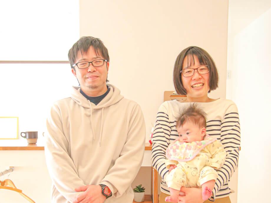 新しい家族と、新しい暮らし。 -掛川市原里W様- お引渡し