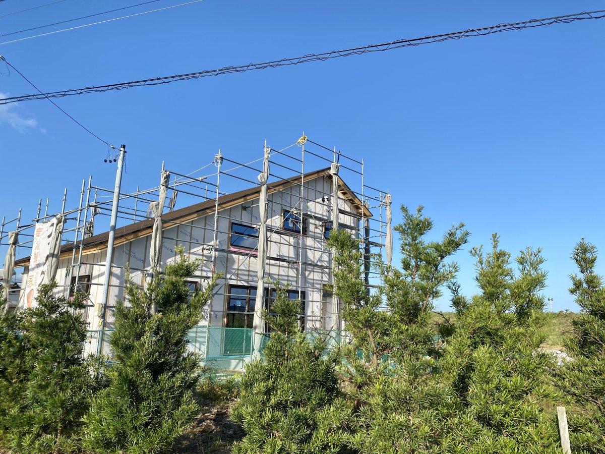 景色を暮らしに取り込む 開放感あふれるお家 -菊川市大石K様邸-